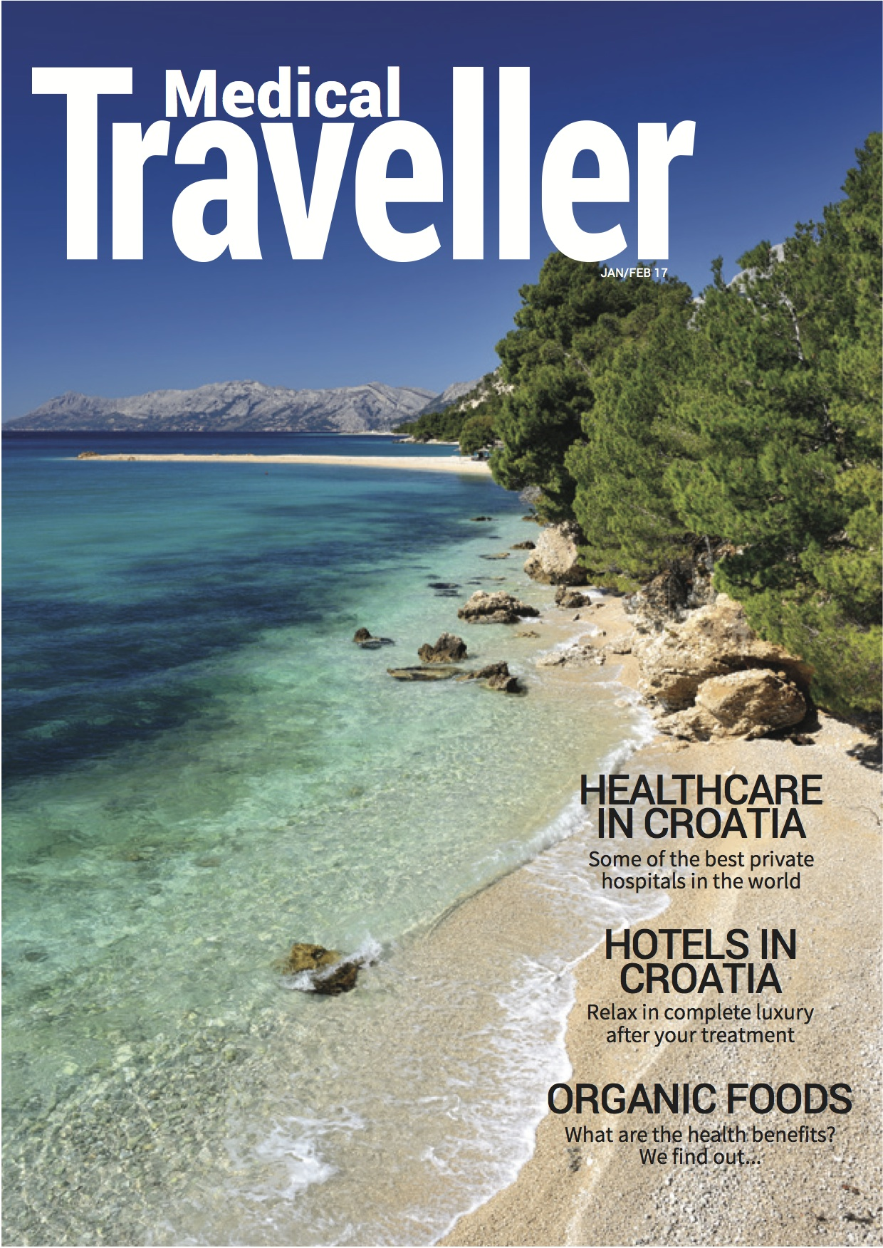 Medical Traveller Magazine
