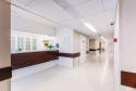 The inpatient floor at this hospital has highly experienced nurses to care for patients